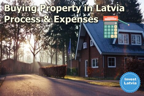 Buying a House in Latvia