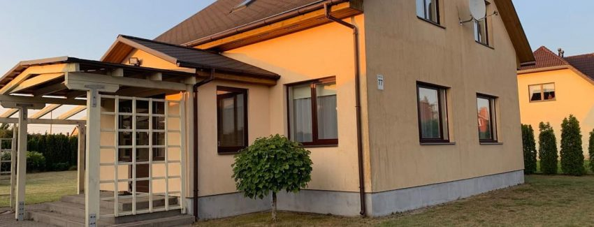Buying Property (House) in Latvia