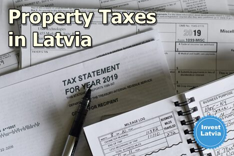 Property Taxes in Latvia
