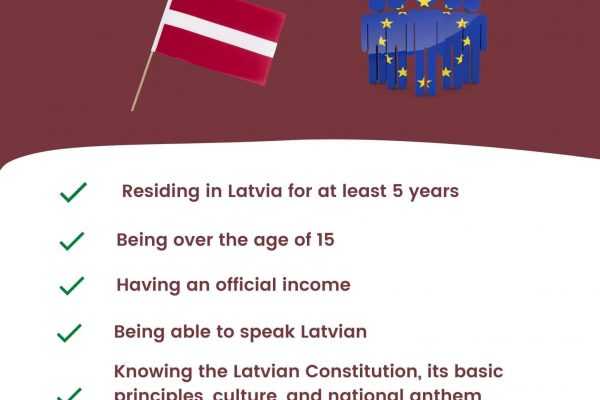 How to Get Latvian Citizenship