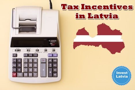 Tax Incentives in Latvia
