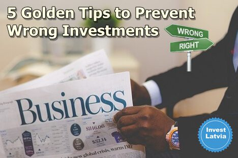 Prevent Wrong Investments