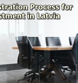 Registration for Investment in Latvia