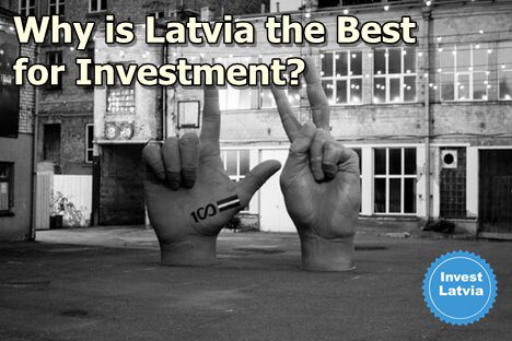 Why is Latvia the Best Country for Investment?