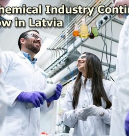 Chemical Industry in Latvia