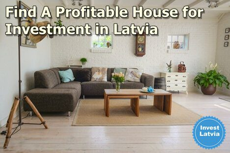 Profitable House Investment in Latvia