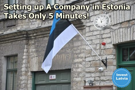Establish a Company in Estonia
