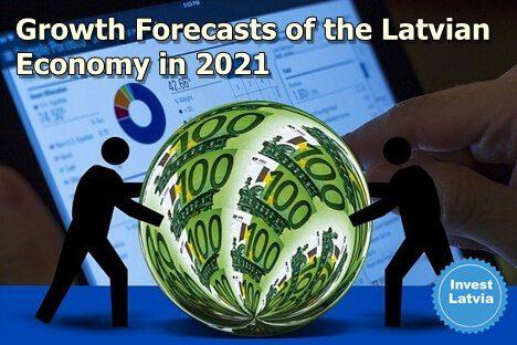 Latvian Economy in 2021