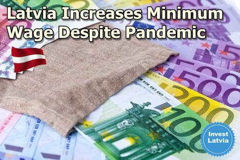 Minimum Wage in Latvia