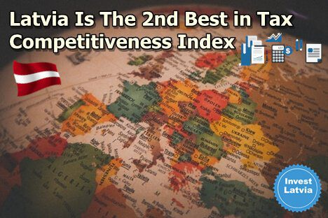 2020 International Tax Competitiveness Index Latvia