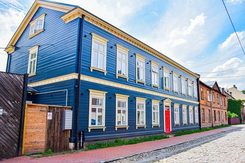 Property Investment Consultancy in Latvia