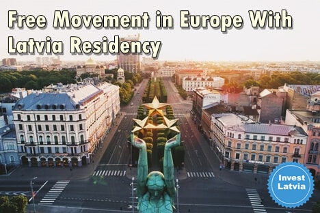 Latvia Residency by Investment