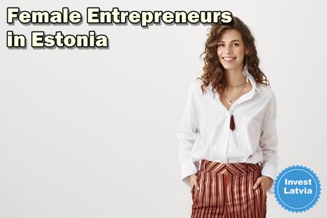 Female Entrepreneurs in Estonia